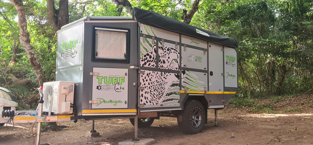 Dindingwe Off-Road Caravan
