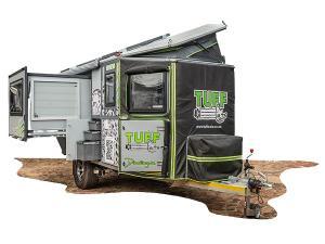 Dindingwe off-road caravan