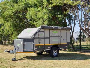 Mbada off-road caravan