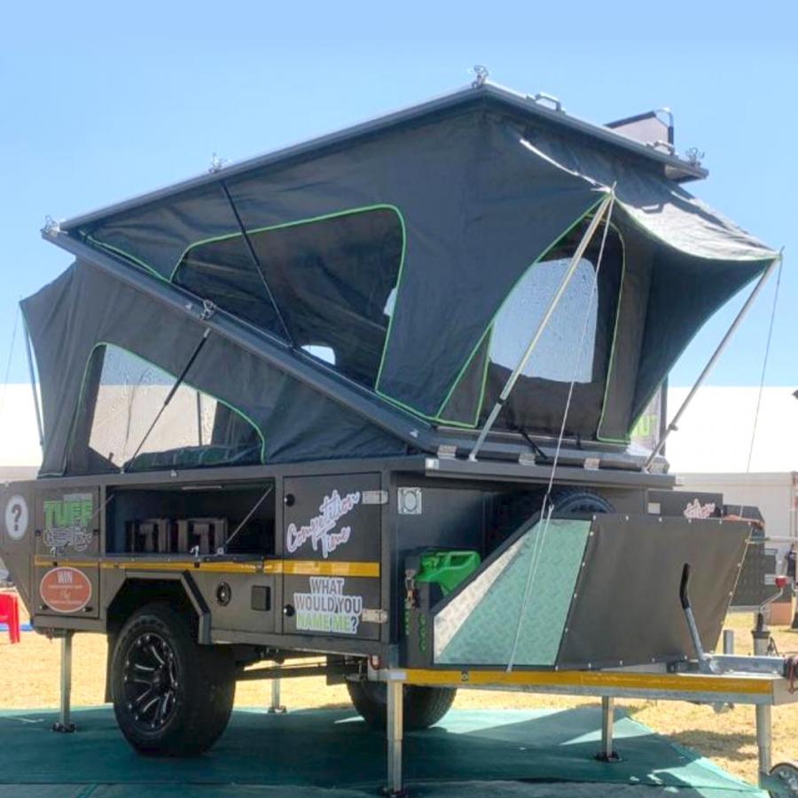 Nzudzi Off-road Caravan