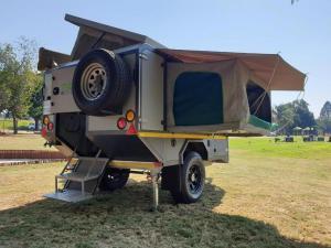 Shumba Cub off-road caravan