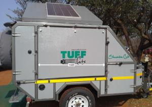 Shumba Cub Off-Road Caravan - Side 2 Specifications